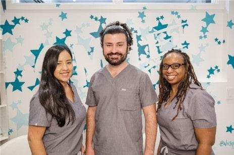 Shalman Dentistry Team